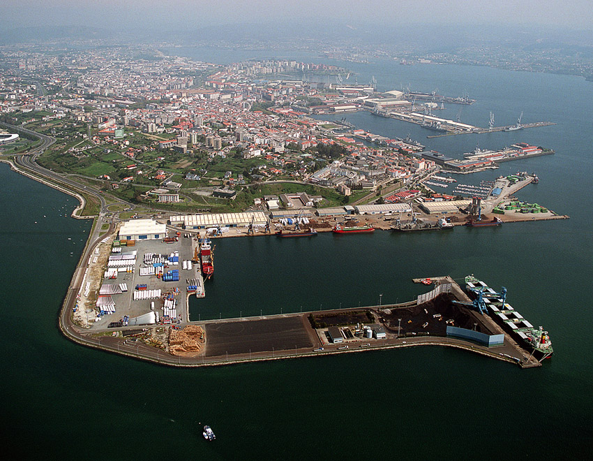 Infraestructure Ferrol Port Inner Harbour1