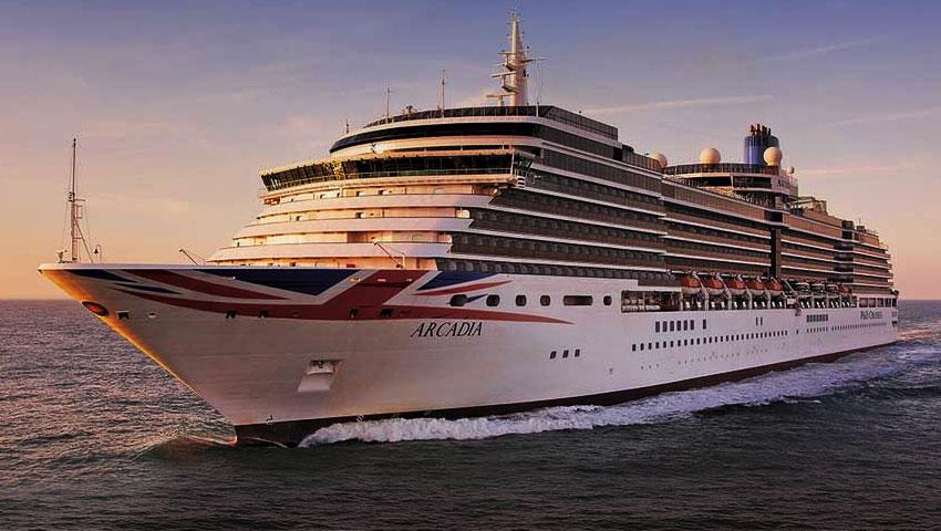 Crucero Cruceros Arcadia