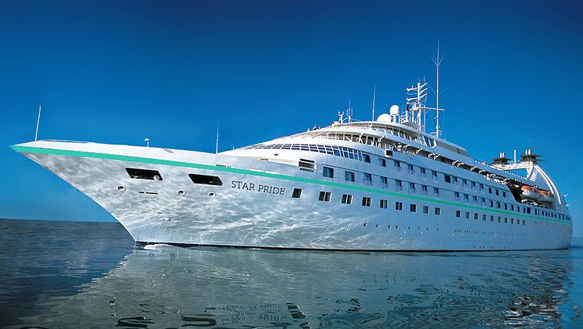 Crucero Cruceros Star Pride