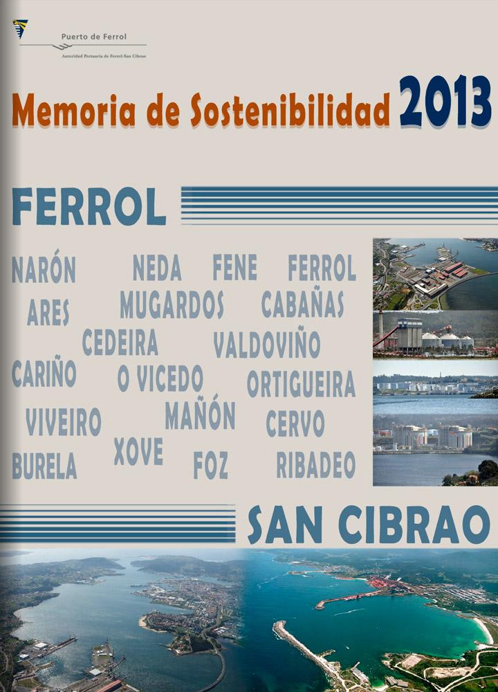 Memoria Sostenibilidad 2013