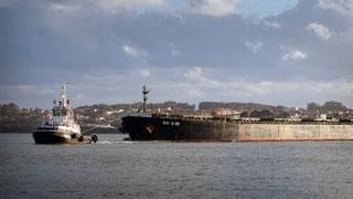 Servizos Portuarios San Cibrao 1