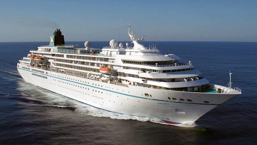 Crucero Cruceros Amadea