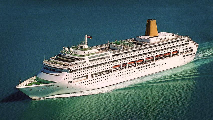 Crucero Cruceros Oriana 2