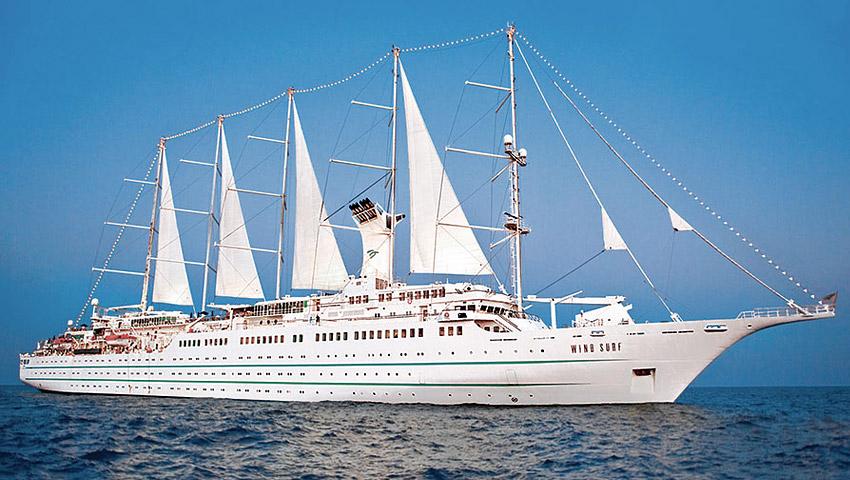 Crucero Cruceros Wind Surf