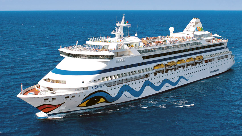 Crucero Cruceros Aida Vita