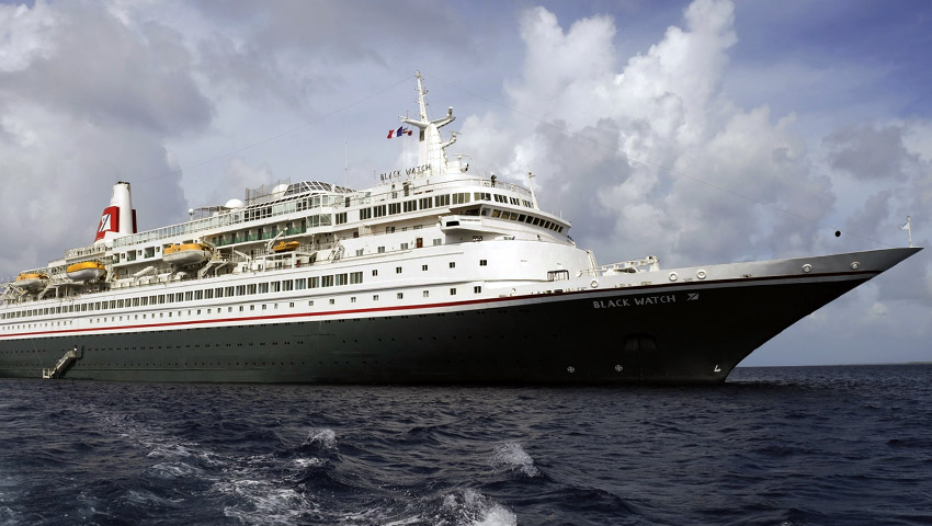 Crucero Cruceros Black Watch