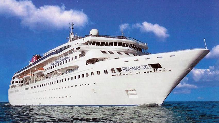 Crucero Cruceros Braemar