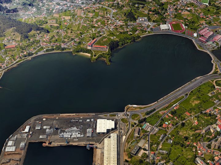 The Port Authority concedes the land required to carry out the sanitation of A Malata to the Council of Ferrol