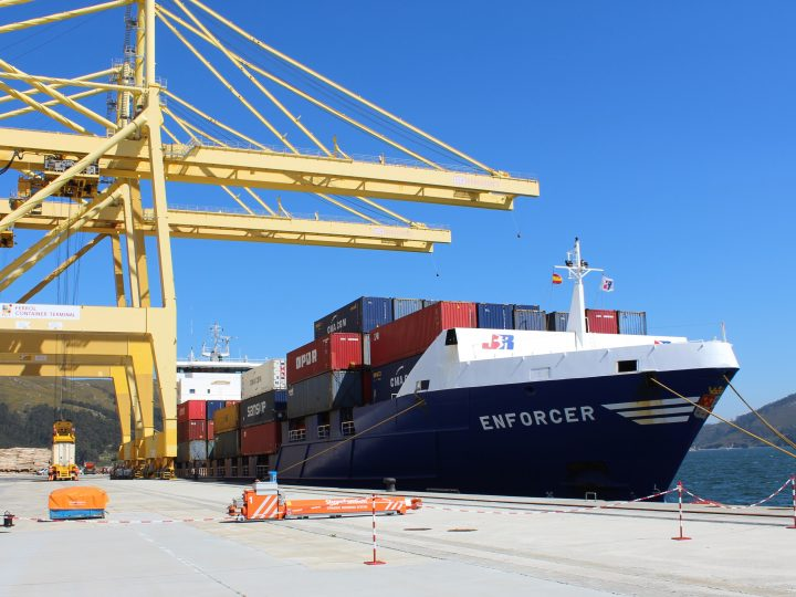 MACANDREWS WILL START TO OPERATE A WEEKLY LINE AT THE CONTAINER TERMINAL YILPORT FERROL