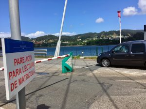 THE PORT OF FERROL INSTALLS A NEW SYSTEM THAT AUTOMATES THE