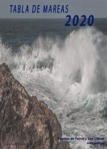 Tabla de mareas 2020